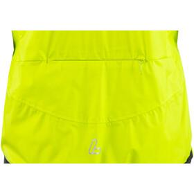Löffler Pace Primaloft Next Chaqueta Ciclismo Mujer, amarillo